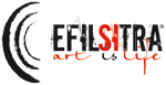 Efilsitra – Art is Life Logo