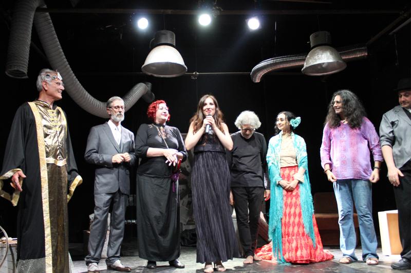 Corso di teatro a Roma per tutti
